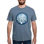 4-treecircle_blue.png Mens Comfort Colors Shirt