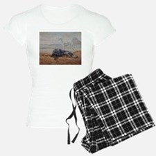 Saluki in the Desert Pajamas