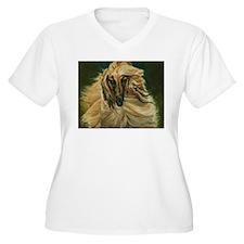 Afghan Portrait T-Shirt
