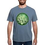 treecircle_green.png Mens Comfort Colors Shirt