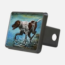German Shorthaired Pointer Hitch Cover