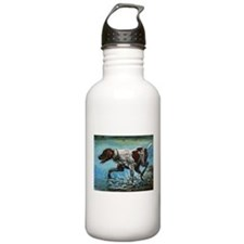 German Shorthaired Pointer Water Bottle