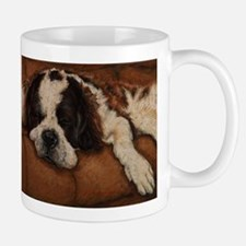 Saint Bernard Sleeping Mug
