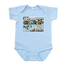 2L0102 - Chucks birthday jump Infant Bodysuit