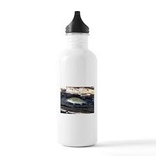 Woody Smallmouth Bass Water Bottle
