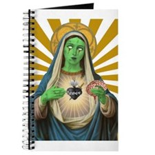 Virgin Mary Zombie Journal