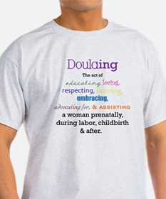 Doulaing Colorful T-Shirt