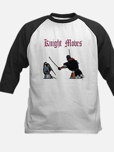 Knight Moves Kids Baseball Jersey