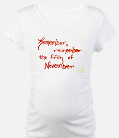 Remember, Remember Shirt