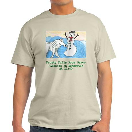 Frosty Custom Light T-Shirt