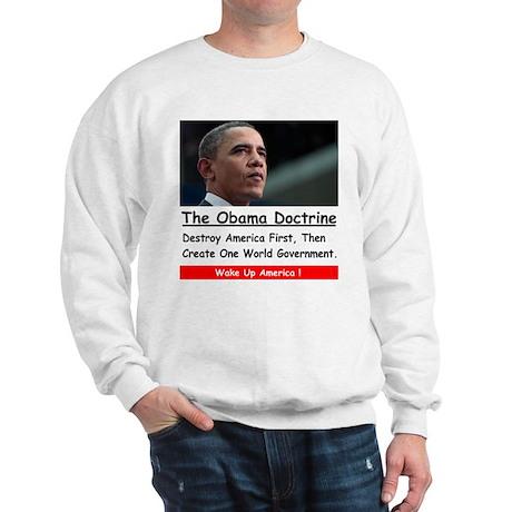 obamadoctrine Sweatshirt
