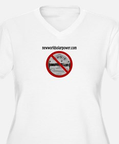 Just Say No to Electric Meters T-Shirt