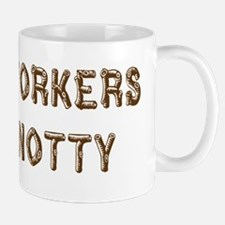 Woodworkers Are Knotty Mug