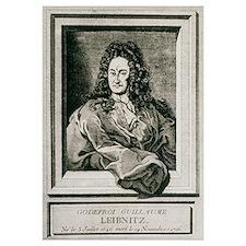 Gottfried Wilhelm Leibnitz, German philosopher