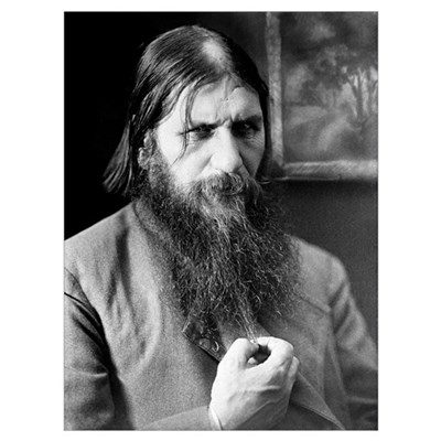 Grigori Rasputin, Russian mystic Canvas Art
