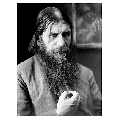 Grigori Rasputin, Russian mystic Poster