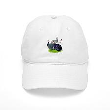 Four Guineafowl Cap