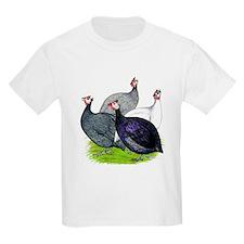 Four Guineafowl T-Shirt