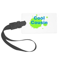 Cool Cousin Luggage Tag
