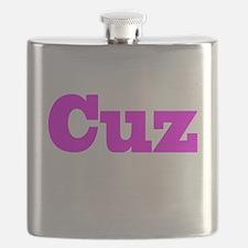 Cuz Pink Flask