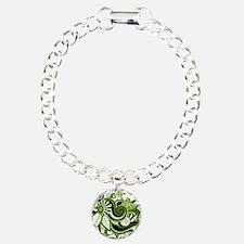 OYOOS Green Flower design Bracelet