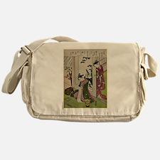 November - Harunobu Suzuki - 1770 Messenger Bag