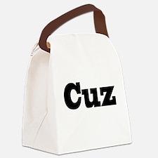 Cuz Canvas Lunch Bag