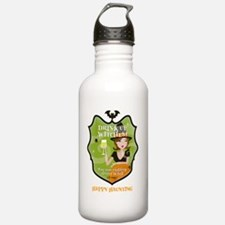 Drink Up Witches Water Bottle