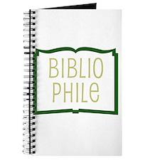Bibliophile - booklover Journal
