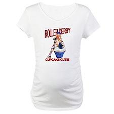 Roller Derby Cupcake Cutie Shirt