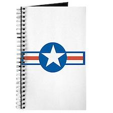 Vintage US Air Force Journal