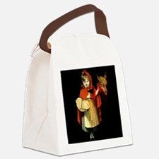 Little Red Riding Hood Gets Revenge Canvas Lunch B