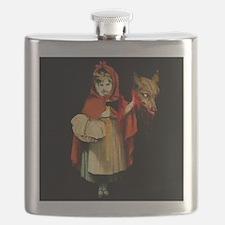 Little Red Riding Hood Gets Revenge Flask