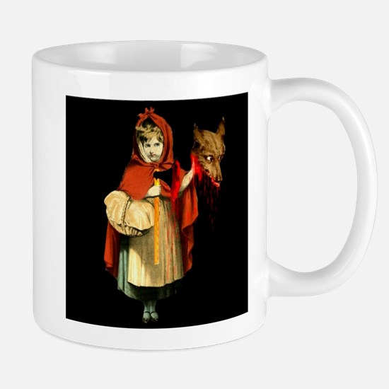 Little Red Riding Hood Gets Revenge Mug