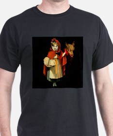 Little Red Riding Hood Gets Revenge T-Shirt