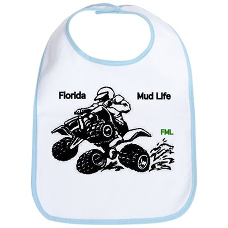 Florida Mud Life Bib