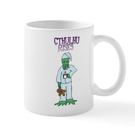 Cthulhu Rises Mug