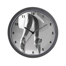 Cute Dancing Wall Clock