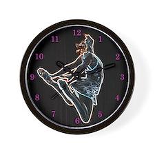 Cool Contemporary art Wall Clock