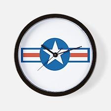 Vintage US Air Force Wall Clock