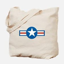 Vintage US Air Force Tote Bag