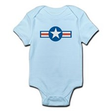 Vintage US Air Force Infant Bodysuit
