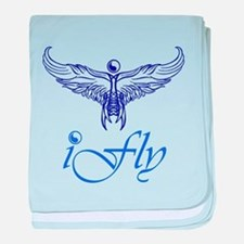 Ifly baby blanket