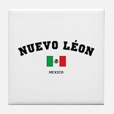 Nuevo Leon Tile Coaster