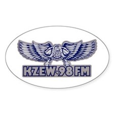 KZEW (1980) Decal