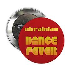 """Ukrainian Dance Fever 2.25"""" Button (10 pack)"""
