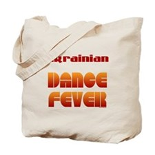 Ukrainian Dance Fever Tote Bag