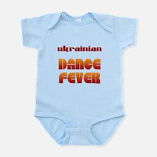 Ukrainian Dance Fever Infant Bodysuit