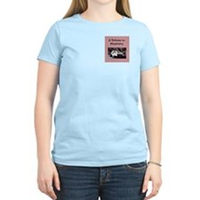 A Tribute to Mayberry Women's Pink T-Shirt