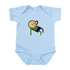 neonfloordancer Infant Bodysuit